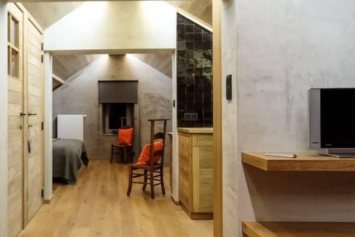 studio 'la suite' in bb maison honorine