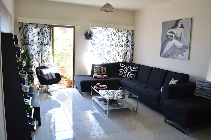 Cosy 1 Bedroom Apartment - Limassol - Apartment