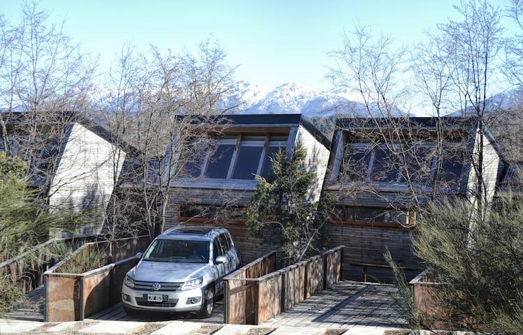 Casas con Jopo 2 - Villa La Angostura - House