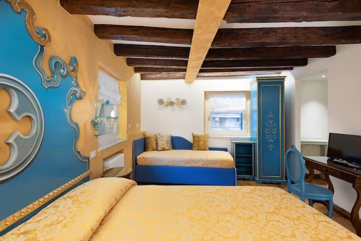 Deluxe Studio Apartment in Venice Cannaregio