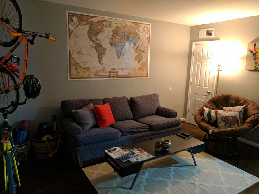 Cozy Chillen Room