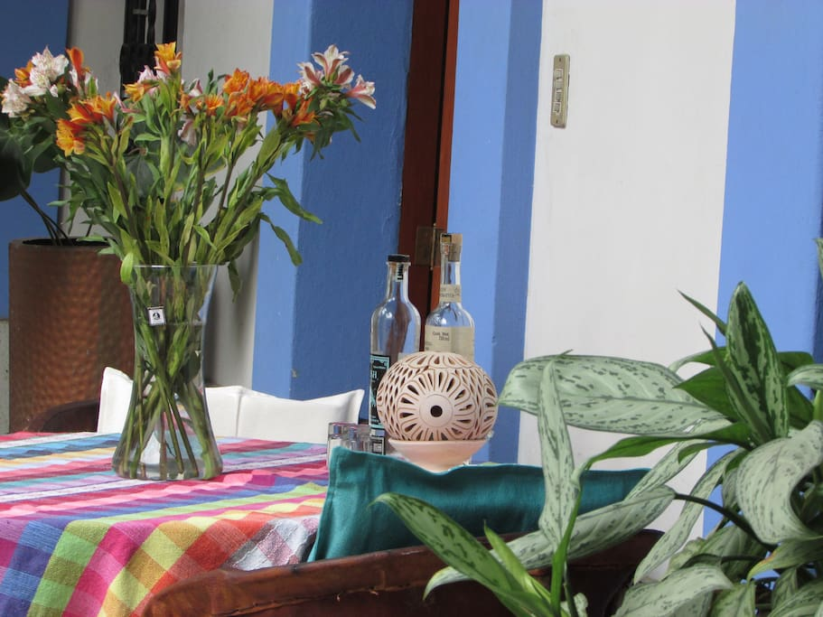 Ubicada a 1 cuadra de la Iglesia de Santo Domingo