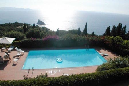 Panoramic luxury villa - Monte Argentario