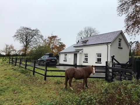 Šarmantna koča na podeželju Monaghana