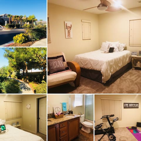 Oasis in Gated Community | Home Gym | Quiet