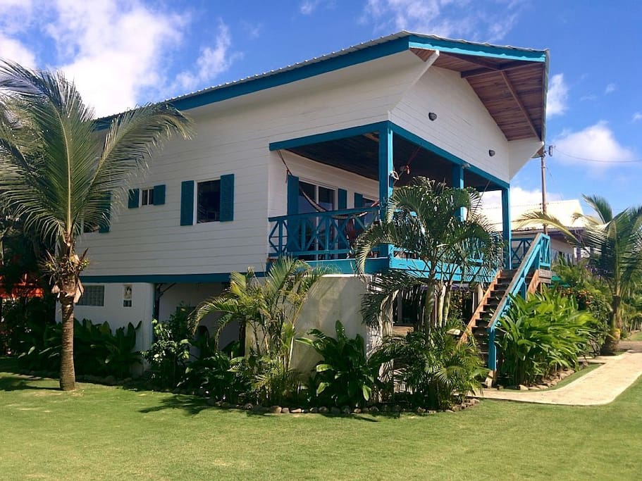 Our bungalow is in great condition and we reinvest in it every year.