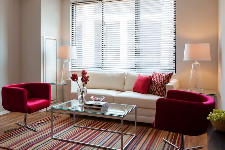 Bank Street, Lux 2bd Doorman White Plains - - White Plains - Apartment