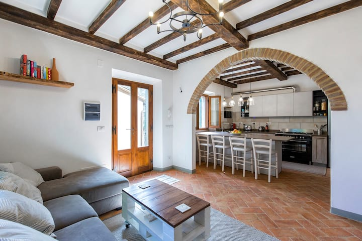 Casa Vinalia: Etruscan paradise