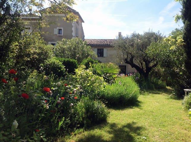 Casa Colombier chambre d'hôtes en Drôme Provençale