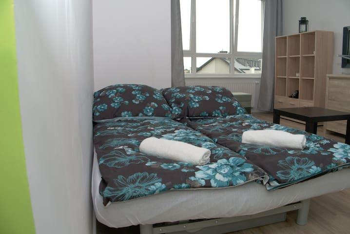 Salon spanie dla dwóch osób