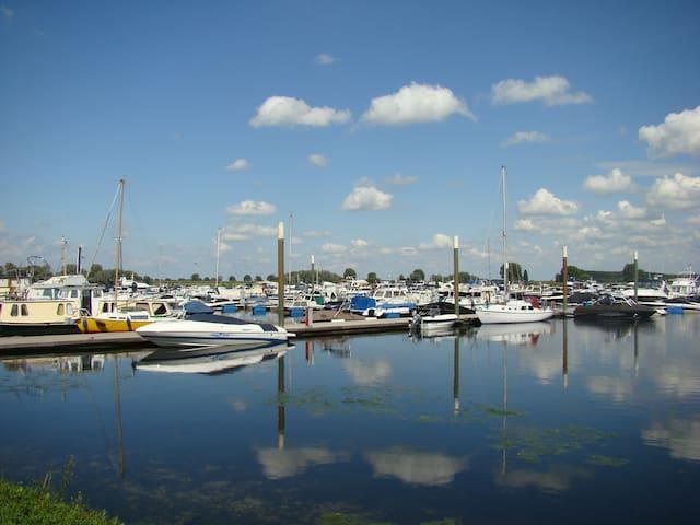 Grootse sporthaven van Nederland