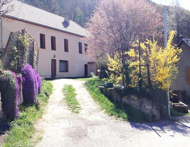 Maison indépendante à la campagne - La Motte-Saint-Martin - House