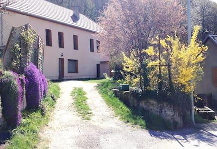 Maison indépendante à la campagne - La Motte-Saint-Martin - Ev