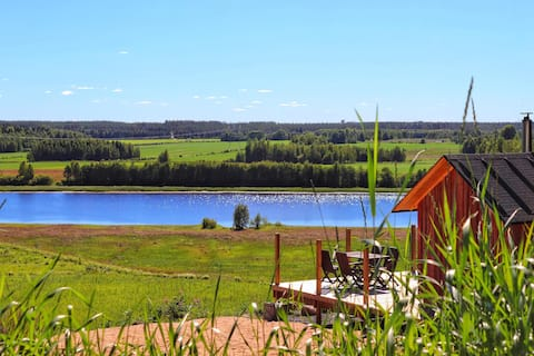 Charming farm by the river Oulu