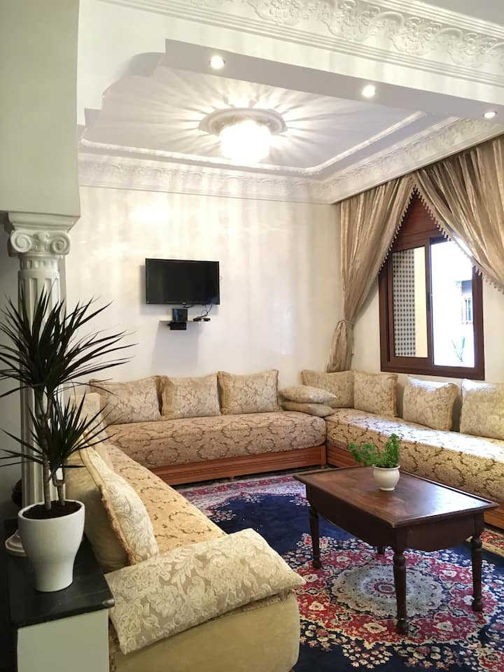 Authentic Freshly Renovated Apartment