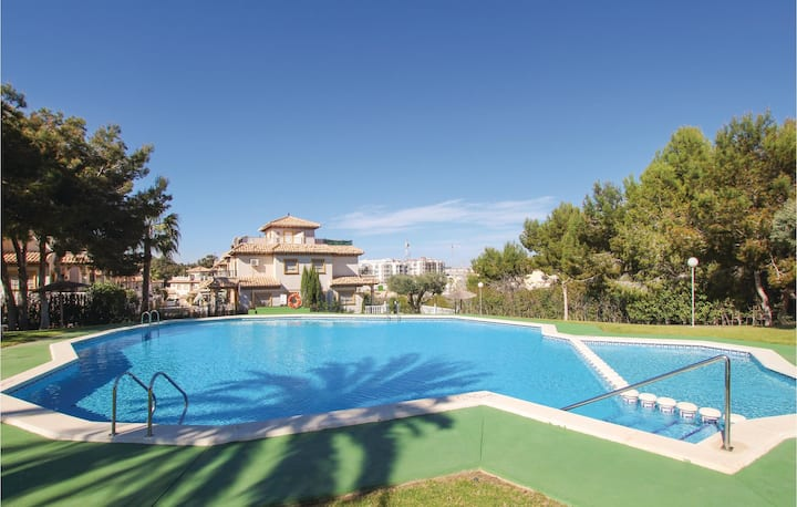 Amazing home in Orihuela Costa with 2 Bedrooms