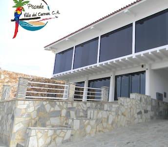 POSADA VILLA DEL CARMEN - Catia La Mar - Gästehaus