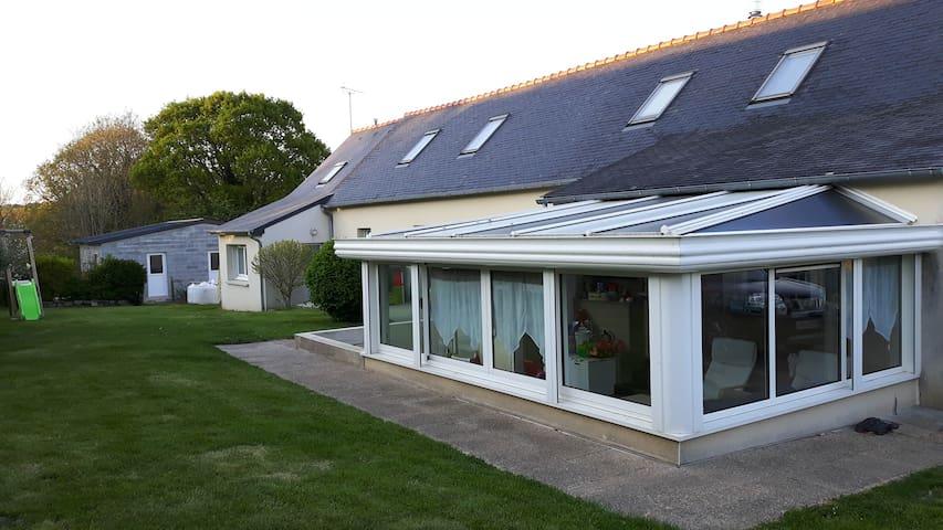 Maison sur  crozon