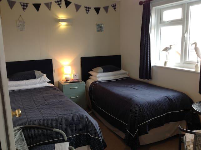 Twin room in Cresta Guest House Barnstaple