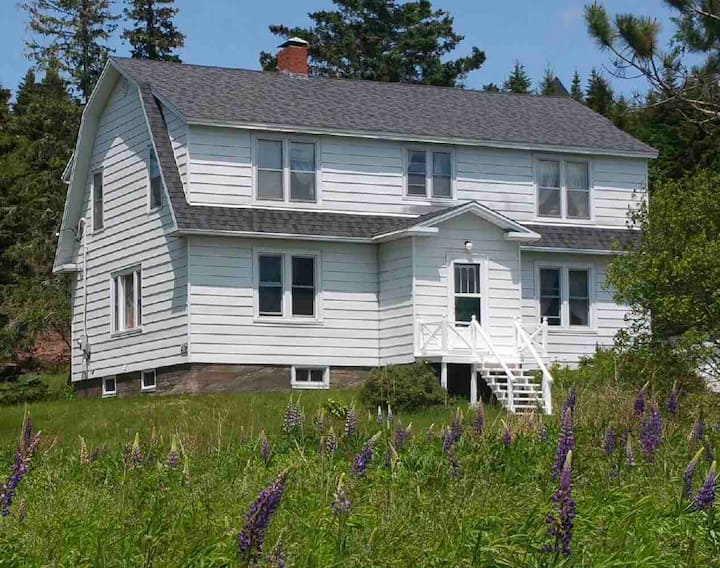 St Martins Fundy Stay