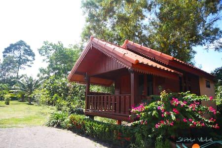 Saphli Cottage 3 - Pathio District - Blockhütte