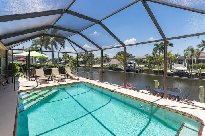 Dolphin Suites Gulf Access Deluxe Duplex W/Pool U2