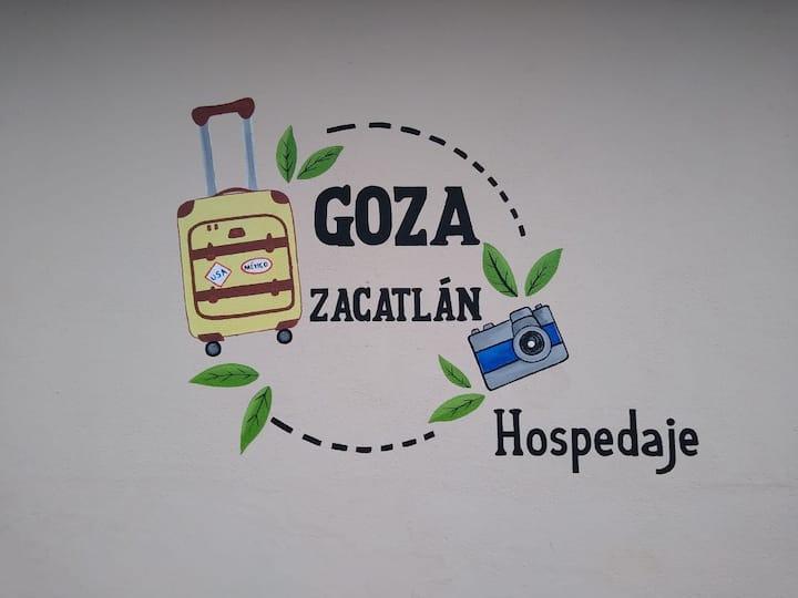 Departamento GOZA- Zacatlán.