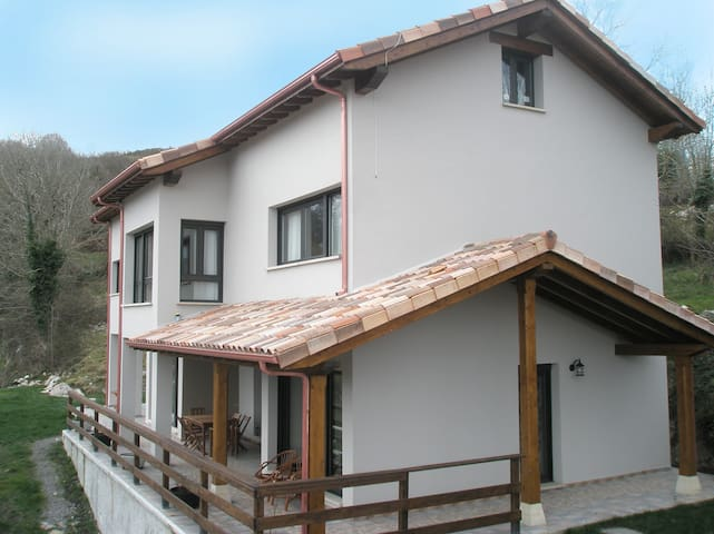 Apartamento la Senda del casaño. - Asturias - Leilighet