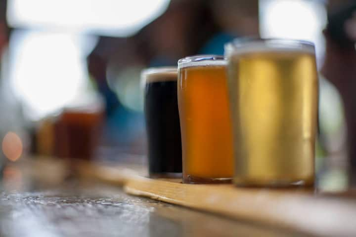 Taste Chattanooga's best craft beer
