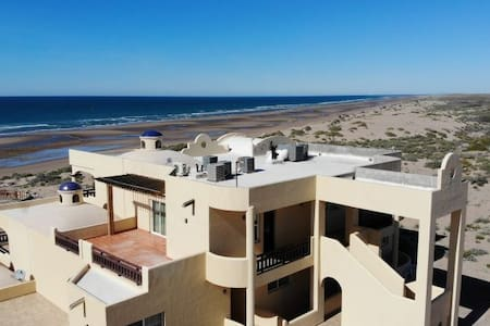 Beautiful Beachfront 2 Bed / 2 1/2 Bath Condo
