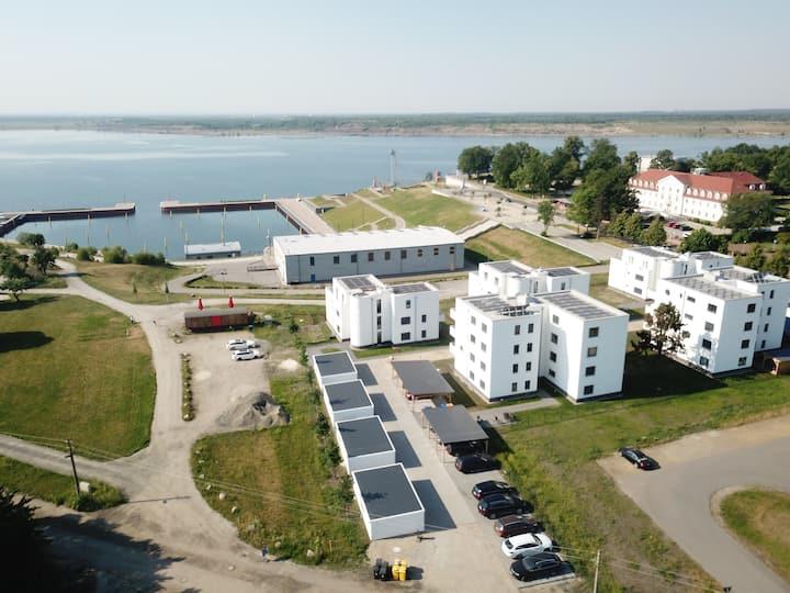 Familiäre Ferienwohnung direkt am Hafen