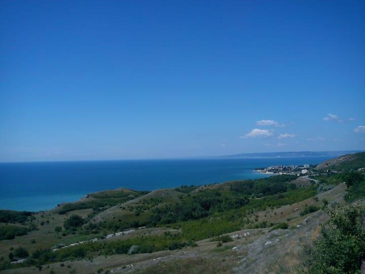 "Villa ""Eldina"" - 150 m. from beach"