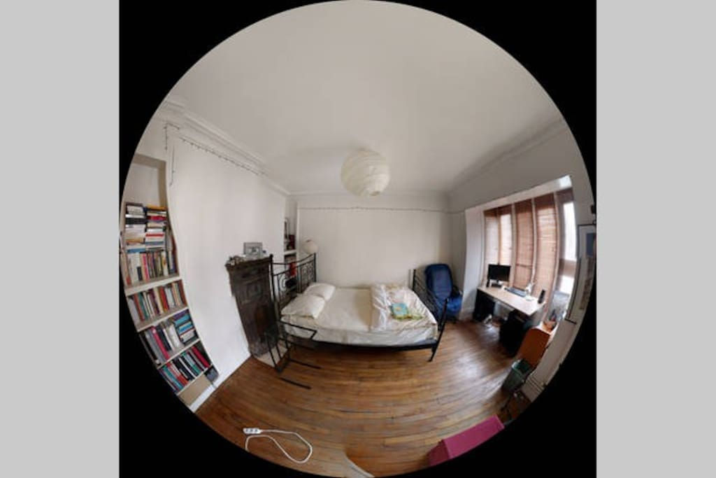 Chambre disponible Double room