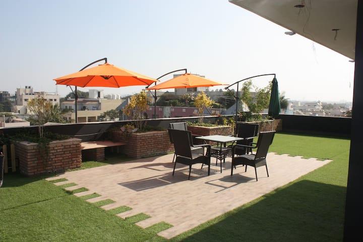 Luxury Service apartment at Indore