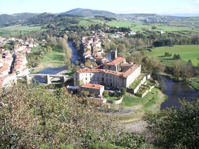 Vacances en Auvergne - Lavoûte-Chilhac - Casa