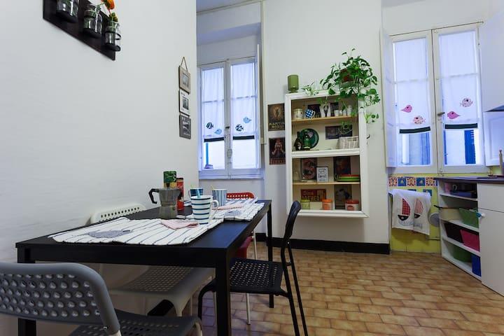 Nice apartment in San Terenzo - Lerici - Leilighet