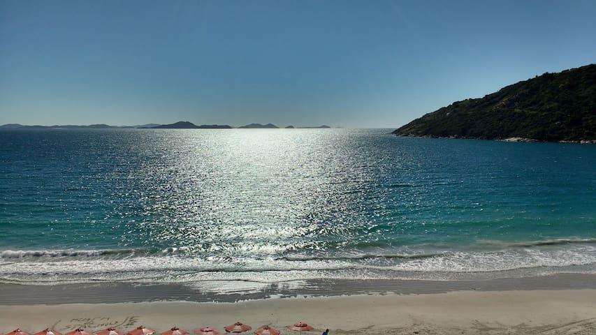 Lindo Loft com vista cinematografica para o mar