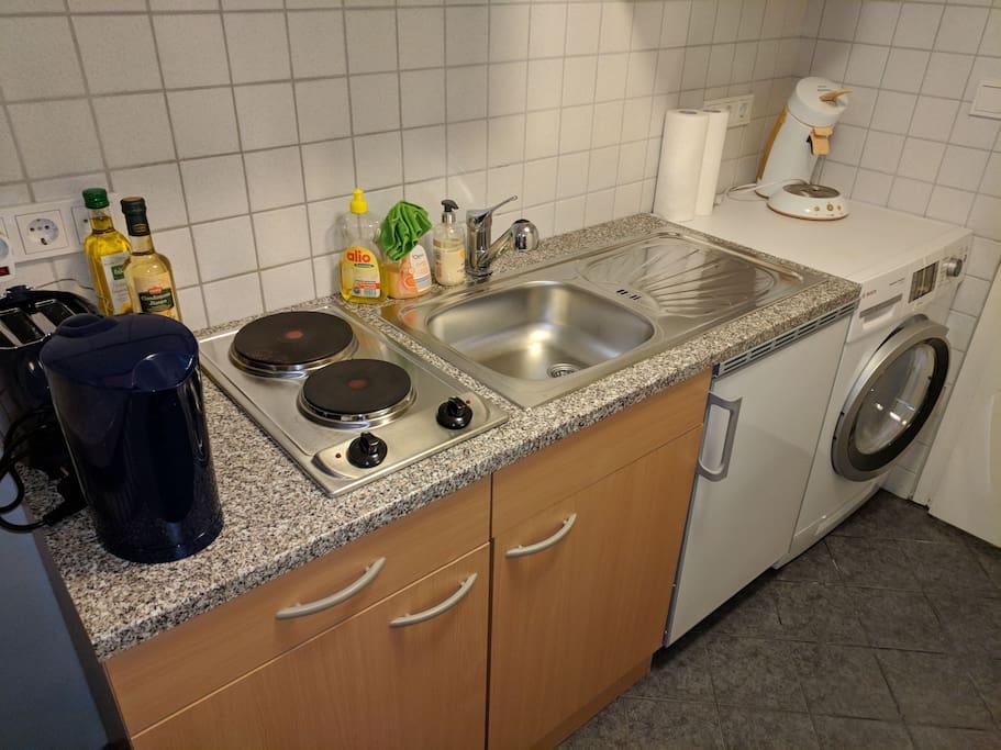 Eigene Küchenzeile - Own Kitchen
