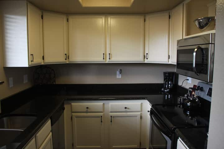 Remodeled Condo in Downtown Whitefish.