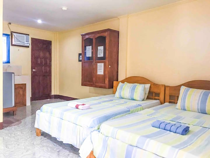 CLEAN ROOM IN ALONA PANGLAO (RM3)