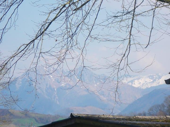 Chalet dans la vallee de la pierre Saint Martin