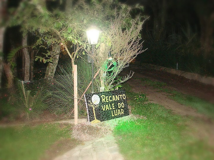 "Chácara para descanso - ""Recanto Vale do Luar"""