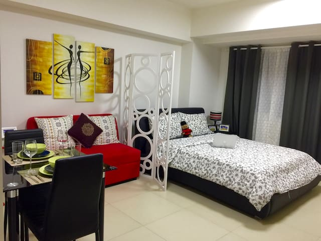 A Cozy Studio Unit at the heart of Makati
