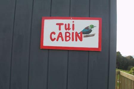 Tui Cabin -Beautiful little cabin