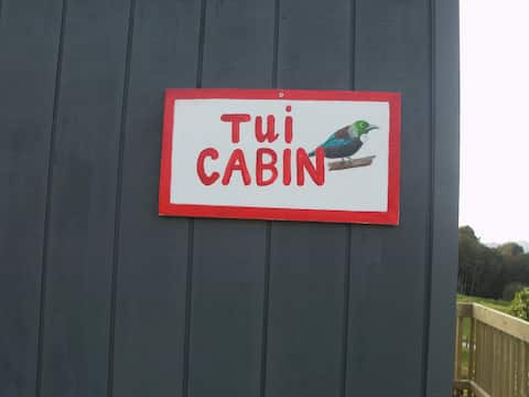 Tui Cabin -Beautiful little cabin
