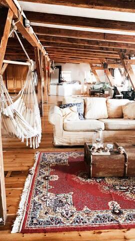 Wyjatkowy apartament w sercu Bydgoszczy  loft