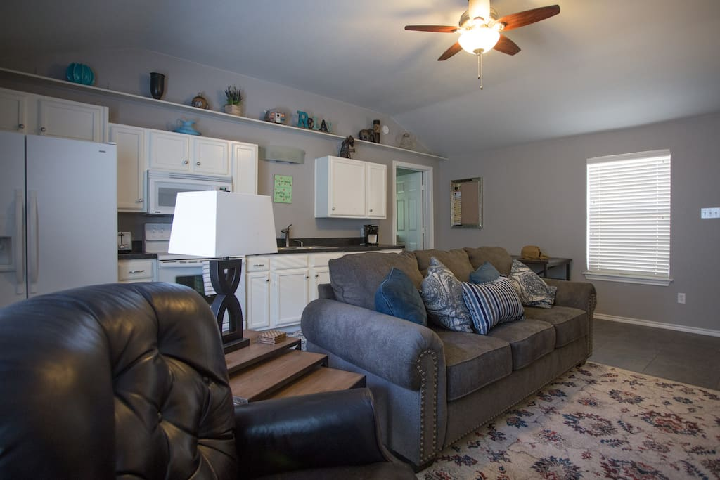 The haven cozy private apartments for rent in denton for Apartments near texas motor speedway