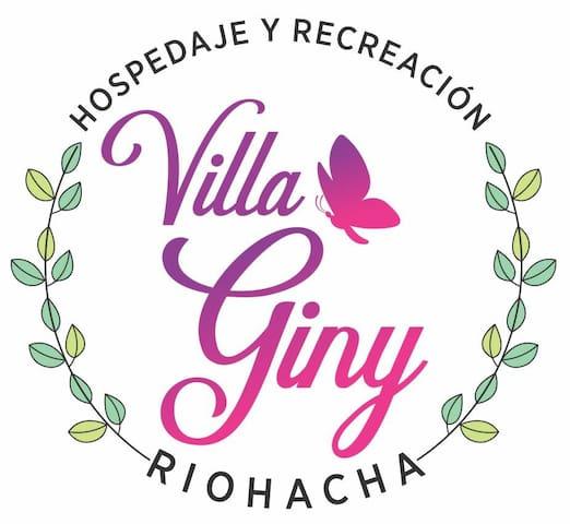 Villa Giny, Hospedaje de hamacas en kiosco.
