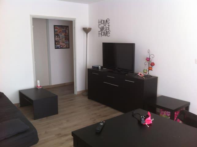 Appartement au calme à Elancourt - Élancourt - Apartemen