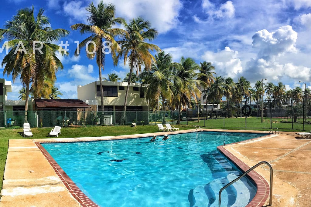 Beach House For Rent In Luquillo Puerto Rico